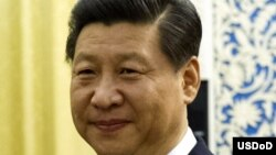 Presidenti i ri i Kinës, Xi Jinping.