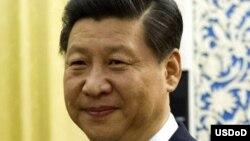 Си Цзиньпин, новый президент Китая.