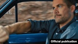 Paul Walker në 'Furious 7'