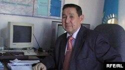 Анес Жамеков, бывший директор Тогузской средней школы в поселке Шиликты Актюбинской области.