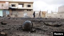 Prizor iz Sirije