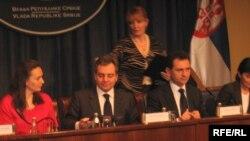Sa potpisivanja sporazuma, Foto: Radovan Borović