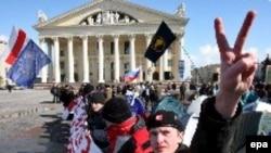 Европа согласилась с аргументами белорусских оппозиционеров