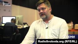 Ісландський журналіст Йоханес Крістіянсон