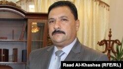 رئيس مجلس محافظة الانبار صباح كرحوت