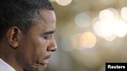 АҚШ АҚШ президенті Барак Обама.