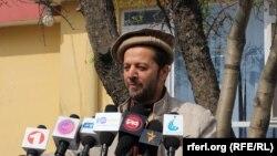 فهیم دشتی رئیس اجرائیه اتحادیه ملی ژورنالیستان افغانستان