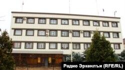 Здание администрации города Хасавюрта