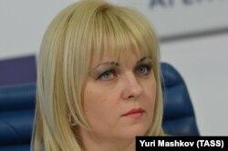 Глава Клинского района Алена Сокольская