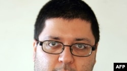 فرهاد پولادی، گزارشگر خبرگزاری فرانسه