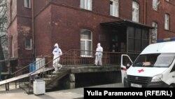 Областная инфекционная больница в Калининграде