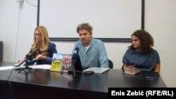 Crowdfunding kampanja za novi film: Ljiljana Maravić Pirš, Dario Juričan i Mašenjka Bačić