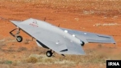 An RQ-170 unmanned U.S. drone (file photo)