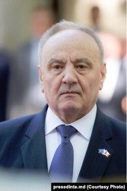 Николае Тимофти