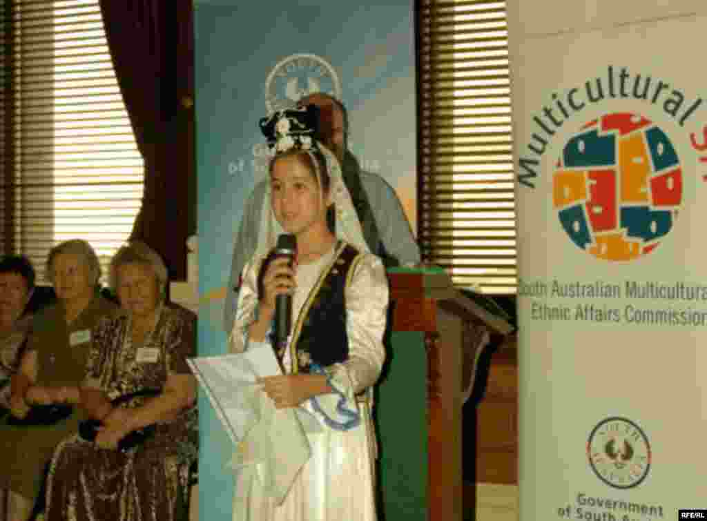 Австралия татарлары Көньяк Австралия штат парламентында