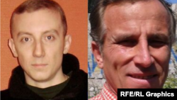 Станислав Асеев (слева) и Олег Галазюк.