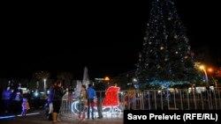 Novogodišnja Podgorica