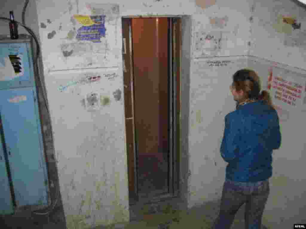 Bakı liftləri #3