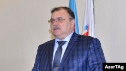 Джангир Алиев