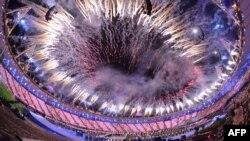 Ceremonia e hapjes së Lojërave Olimpike në Londër, 27 korrik, 2012