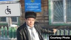 Хакасия, глава Бородинского сельсовета Алексей Терехов