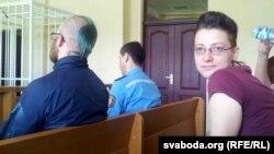 Сяброўка Аляксандра Курца Марына