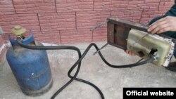 Қўлбола газ печка( Ўзбекистон ФВВ сайтидан олинган)