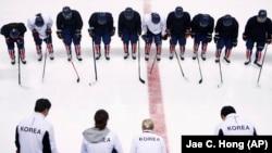 Об'єднана корейська жіноча збірна з хокею