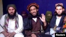 FILE: Jamaat-ul-Ahrar commander Omar Khalid Khorasani.
