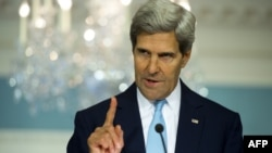 U.S. Secretary of State John Kerry has been among the most vocal administration officials arguing in favor of a military operation.