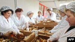 Форли: на многих производствах в городе работают одни женщины.
