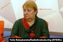 Алла Макух, керівник ГО «Берегиня»