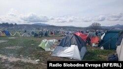 Փախստականների ճամբար Եվրոպայում, արխիվ