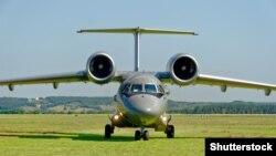 Самолет Ан-72 (иллюстративное фото).