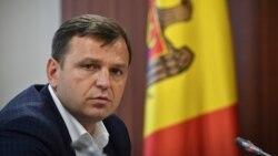 Liliana Barbăroşie în dialog cu liderul PPDA, Andrei Năstase, membru în delegaţia Moldovei la APCE