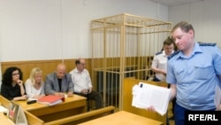 """В Таганском суде продолжают знакомиться с """"Запретным искусством"""""""