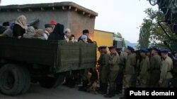"""Хайтарма"" фильмын төшерү"