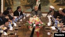 إجتماع لأعضاء في التحالف الوطني العراقي