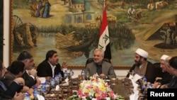 احد اجتماعات التحالف الوطني