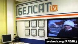 Belarus -- Independent satellite Belsat TV, 19May2011