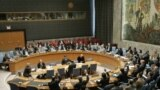 U.S. - Members of the UN Security Council unanimously agree to extend the mandate of the International Security Assistance Force (ISAF) in Afghanistan, New York, 22Sep2008