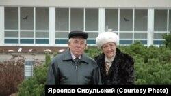Павел и Мария Сивульские. 2011 г.