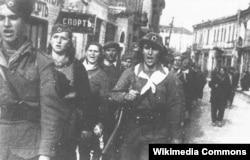 Првата егејска ударна бригада.