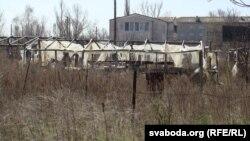 Закінутыя цяплярні Валуйскага — некалі заможнага пасёлку, жыхары якога спэцыялізаваліся на раньняй садавіне (фота Сяргея Целіжэнкі)