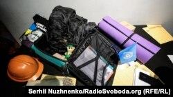 «Чемоданы правозащитников»: выставка с личными вещами крымчан, покинувших полуостров (фотогалерея)