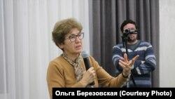"""Наталья Зубаревич на """"Сибирском Давосе"""""""