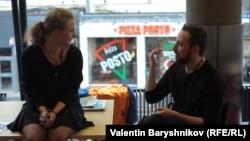 Маша Алехина и Дмитрий Энтео в Эдинбурге