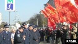 Акции протеста профсоюзов Украины будут продолжаться до 23 декабря: на этот день запланированы пикетирование кабинета министров и массовый митинг на Майдане Незалежности