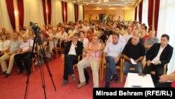 Tribina opozicije u Mostaru
