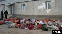 Нурадагы зилзаланын курмандыктары, 7-октябрь, 2008-жыл